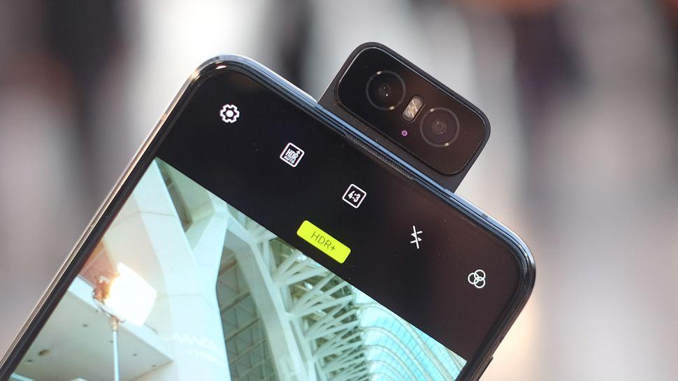 Imagem destacada do Zenfone 6