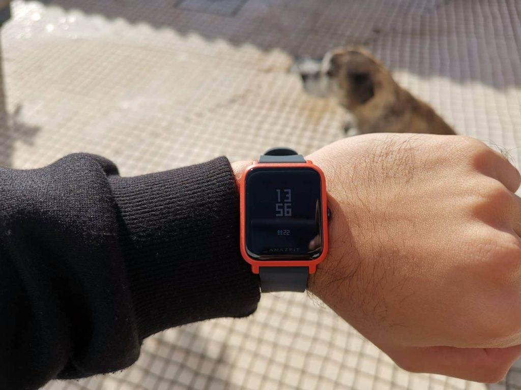 Xiaomi amazfit bip é um modelo pensado para os esportistas (foto: leak)