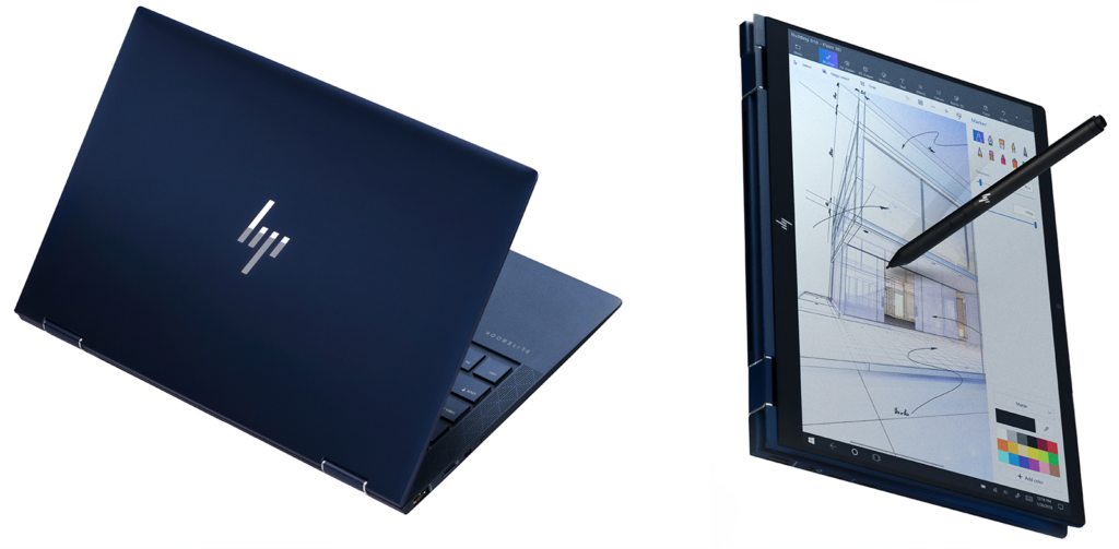 O HP Elite Dragonfly roda a oitava geração de processadores Intel
