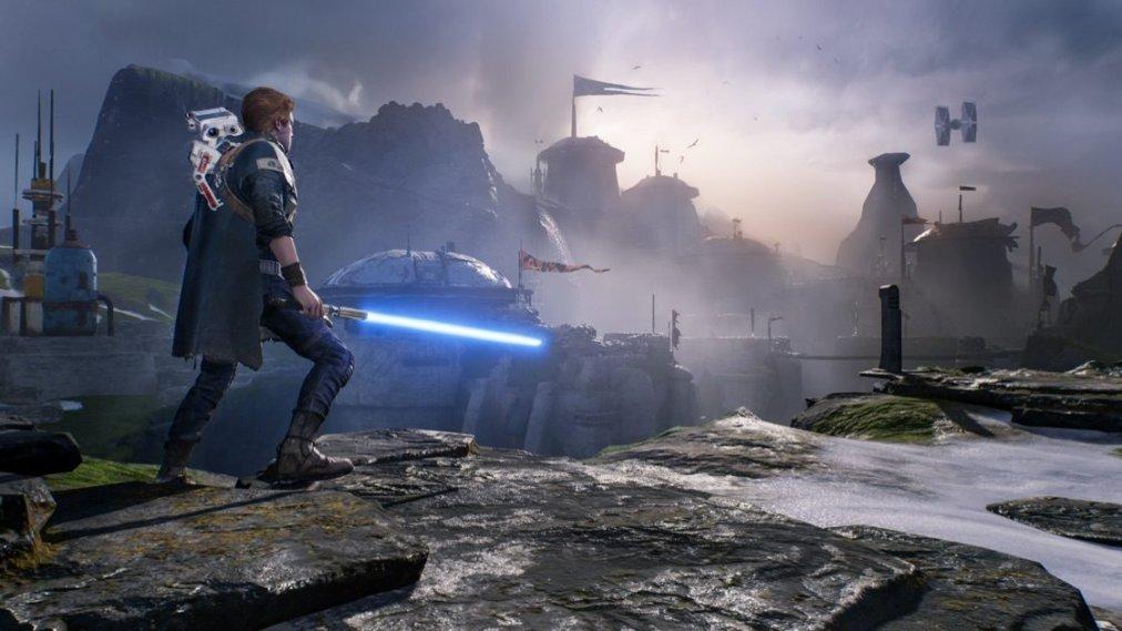 No game você irá explorar diversos planetas com diferentes paisagens e obstáculos