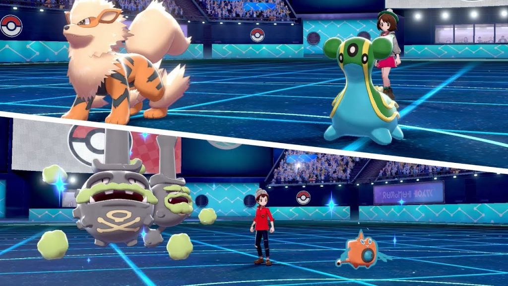 A possibilidade de ajustar as naturezas de seus Pokémon e manejar seus itens com mais facilidades torna o modo competitivo mais interessante