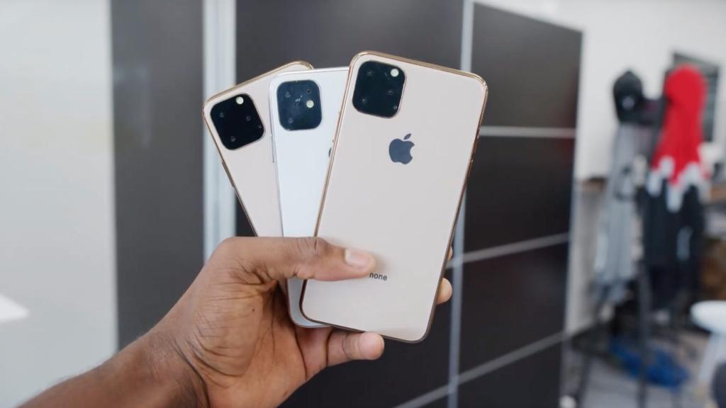 todos os iphone 11