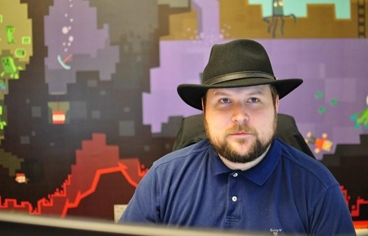 Markus Persson, criador de Minecraft não se vê como um homem de negócios
