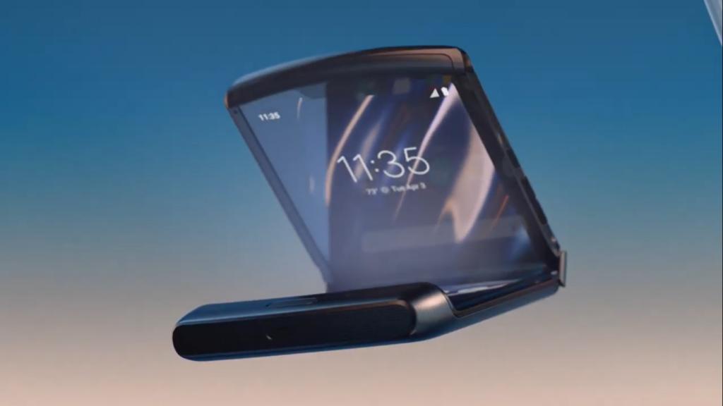 Novo Motorola Razr traz um design familiar de um grande sucesso da empresa