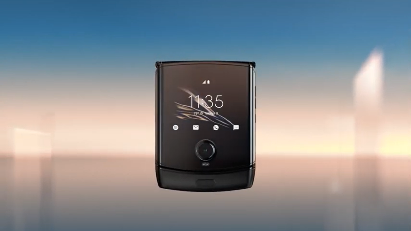 Motorola Razr dobrável é oficializado com visual do icônico Razr V3