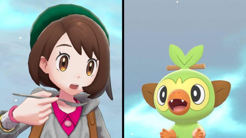 Você pode acampar com seus Pokémon para passar um momento divertido com seus amigos e cozinhar para eles