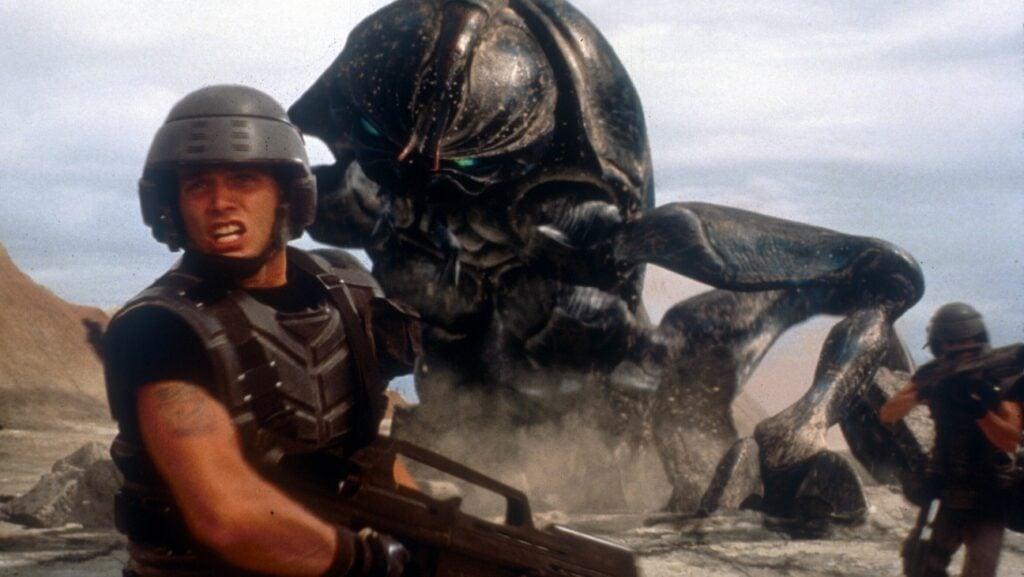 Preparado para enfrentar alienígenas monstruosos pelo espaço?