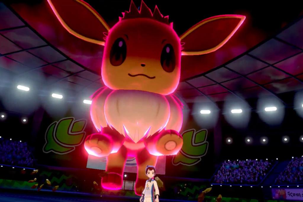 O Dynamax permite deixar qualquer Pokémon gigante e muito poderoso