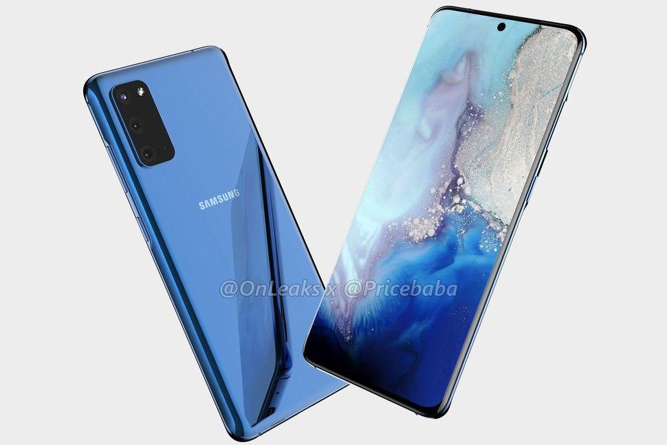 A Samsung já enviou os convites de lançamento do Galaxy S11 para o dia 18 de fevereiro (Reprodução: OnLeaks)