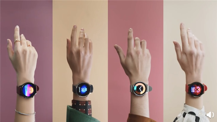 O Xiaomi Watch Color deve estrear em três opções de cores: preto, prateado e dourado. Além disso, diversas braceletes coloridas devem estar disponíveis