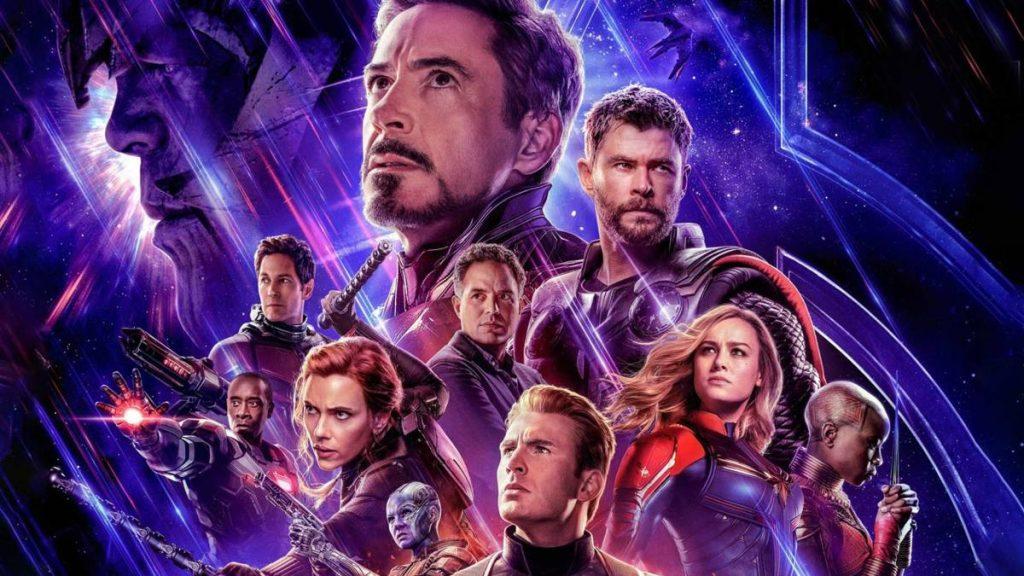 Vingadores: ultimato foi o filme mais buscado no google em 2019