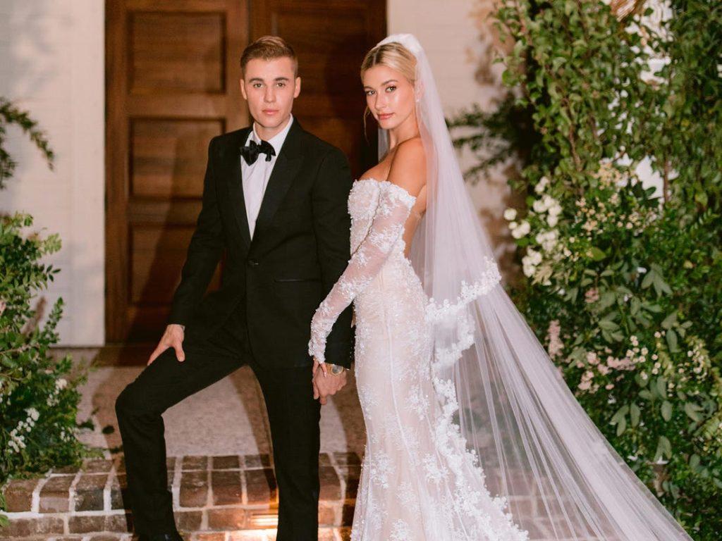 Justin bieber deixou de estar no tópico de mais buscados em artistas e se tornou um dos mais buscados no tópico de casamentos
