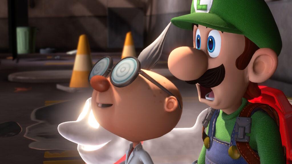 Cada cena de Luigi's Mansion 3 tem detalhes para serem percebidos.