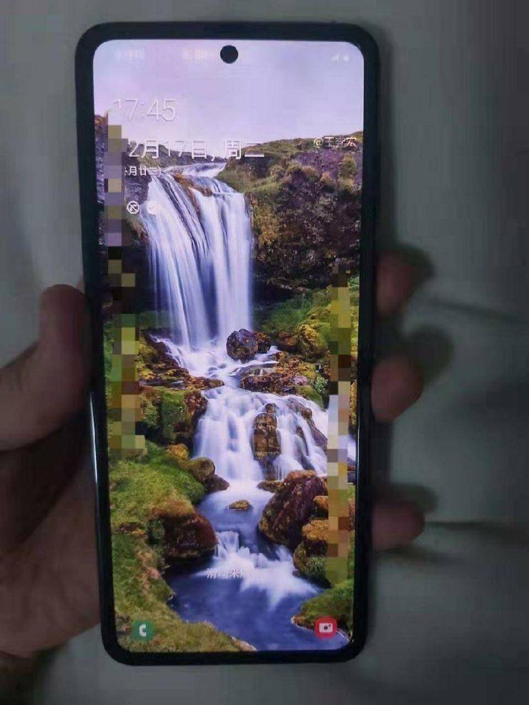 Imagens Vazadas do Galaxy Fold 2