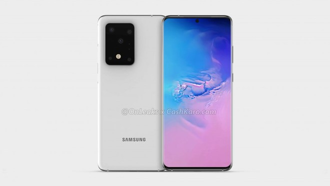 O design das câmeras do Galaxy S11 deve ser parecida com a do iPhone 11