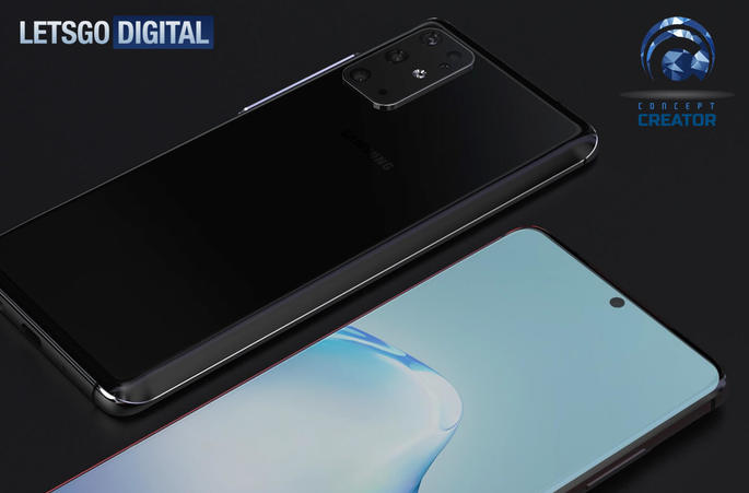 A Samsung deverá contar com cinco câmeras traseiras