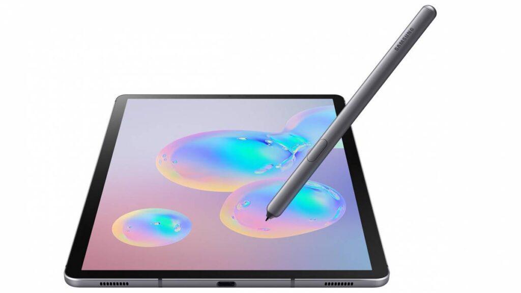 A nova s pen vem com bluetooth e serve como controle remoto