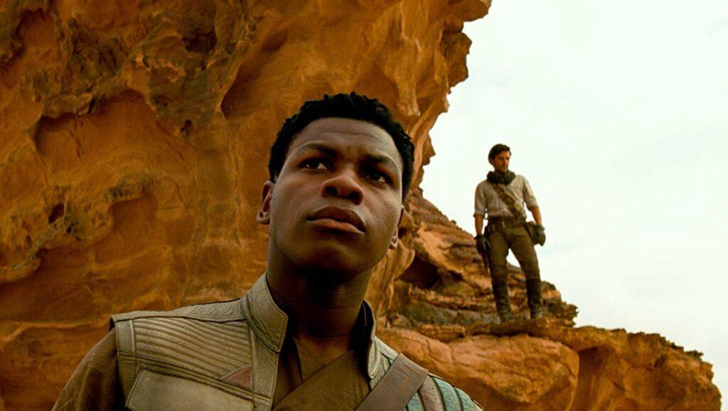 """Para David Edelstein, o último Star Wars stem """"espírito inspirador"""""""