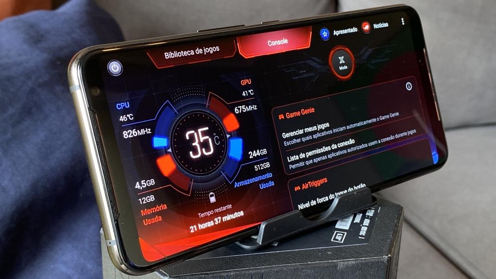 Recursos extras otimizam a experiência com o smartphone
