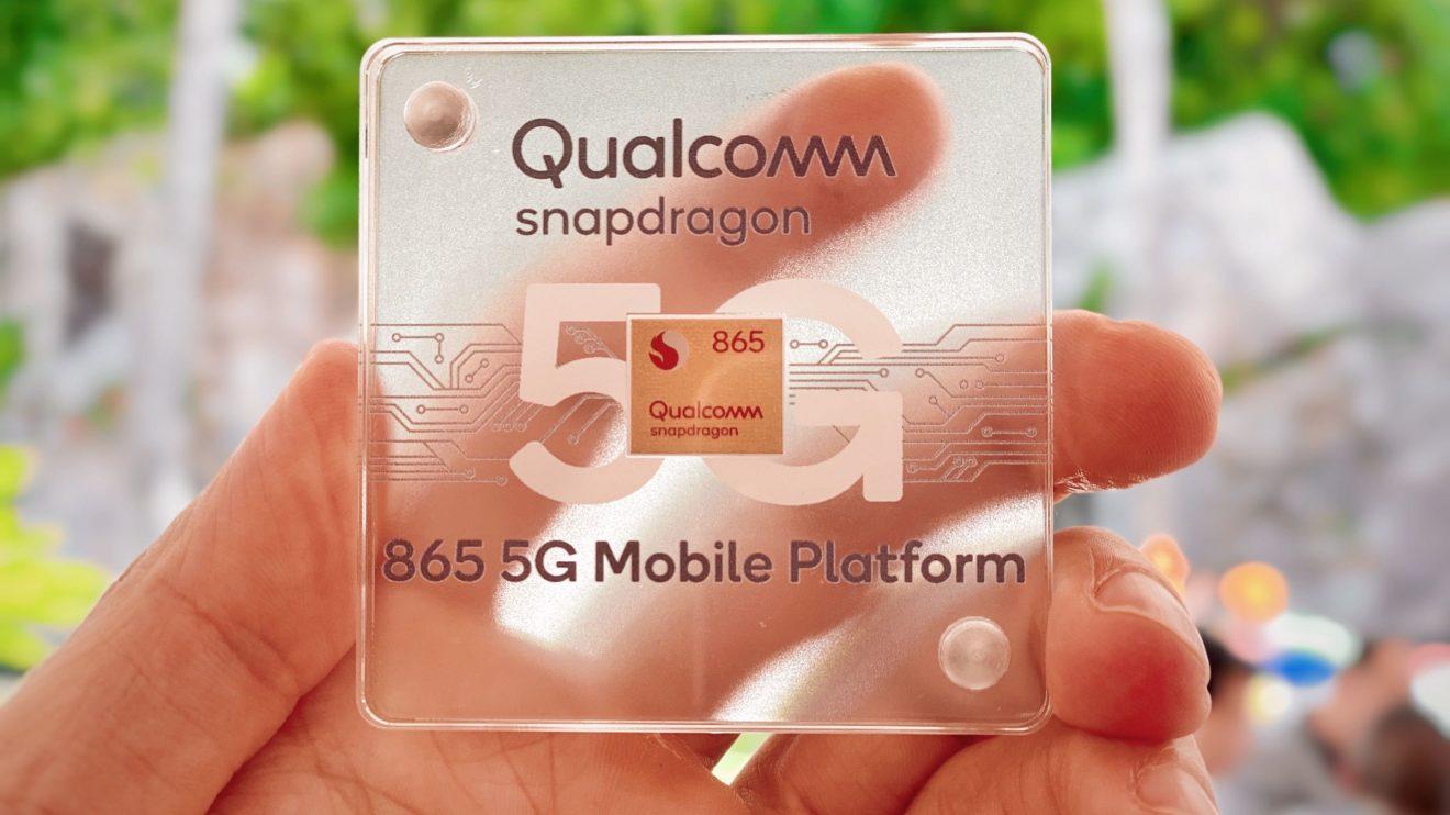 capa do artigo Qualcomm lança Snapdragon 865 dedicado à conexão 5G