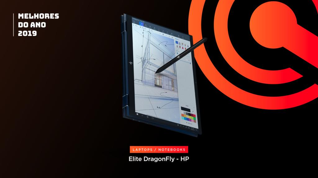 Entre os melhores do ano em notebook está o Elite DragonFly