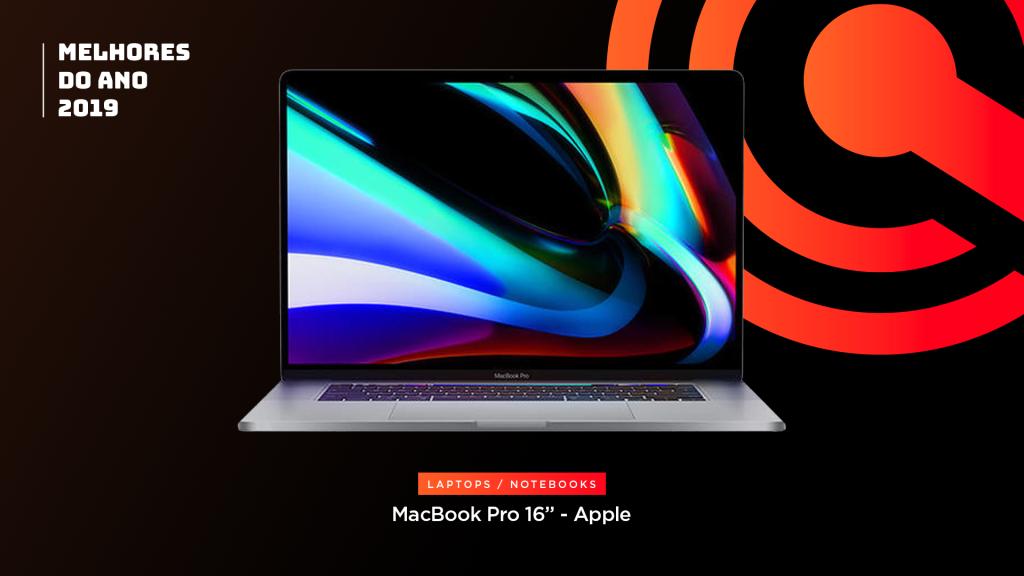 Entre os melhores do ano em notebook está o MacBook Pro