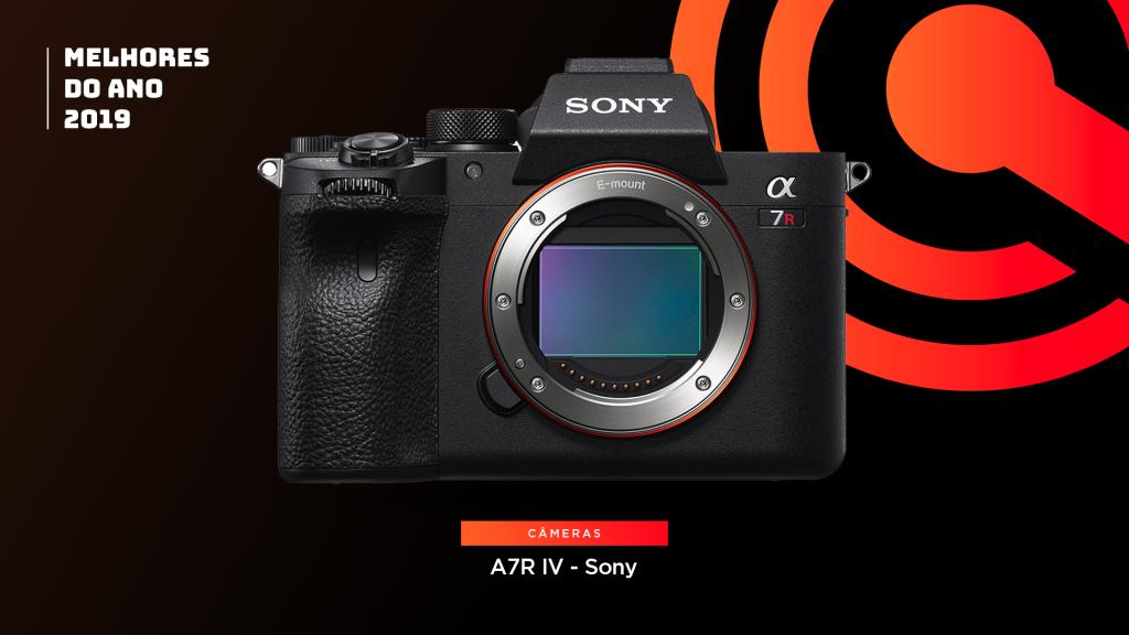 Entre os melhores do ano em câmera está aSony A7R IV