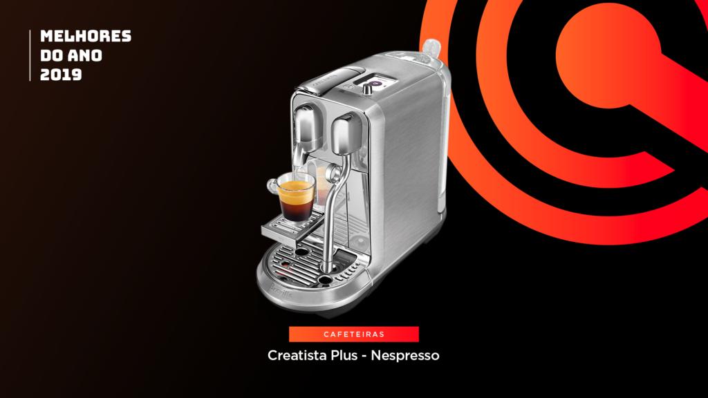 Entre os melhores do ano em game console está o Nespresso Creatista Plus