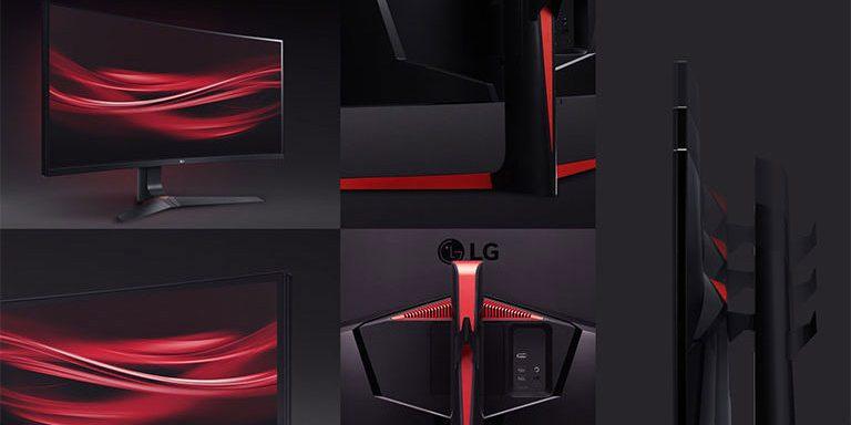 LG UltraGear Gaming é praticamente sem bordas. Foto: Reprodução