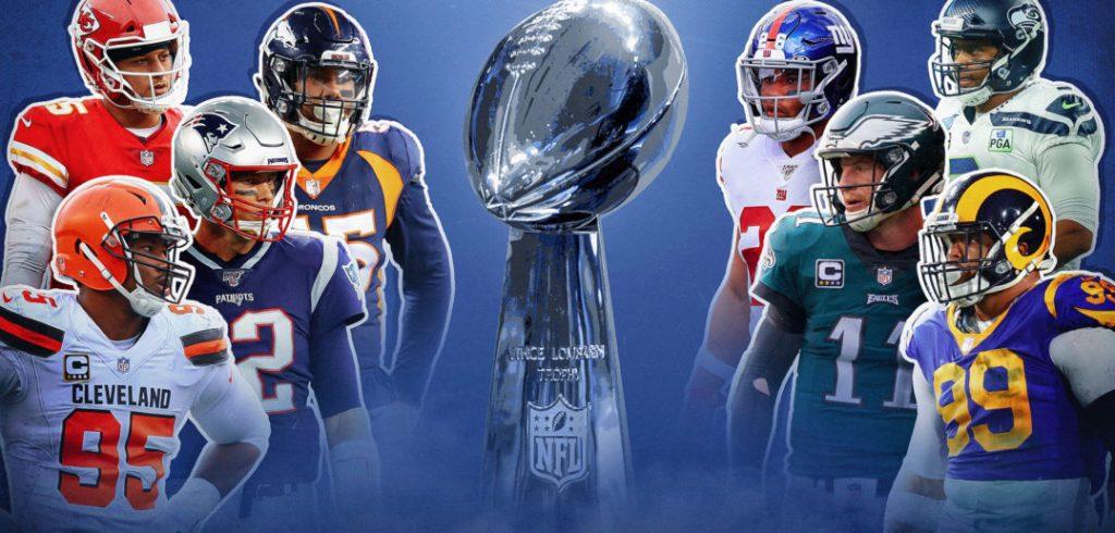 A NFL ganhou um amplo espaço no país nos últimos anos