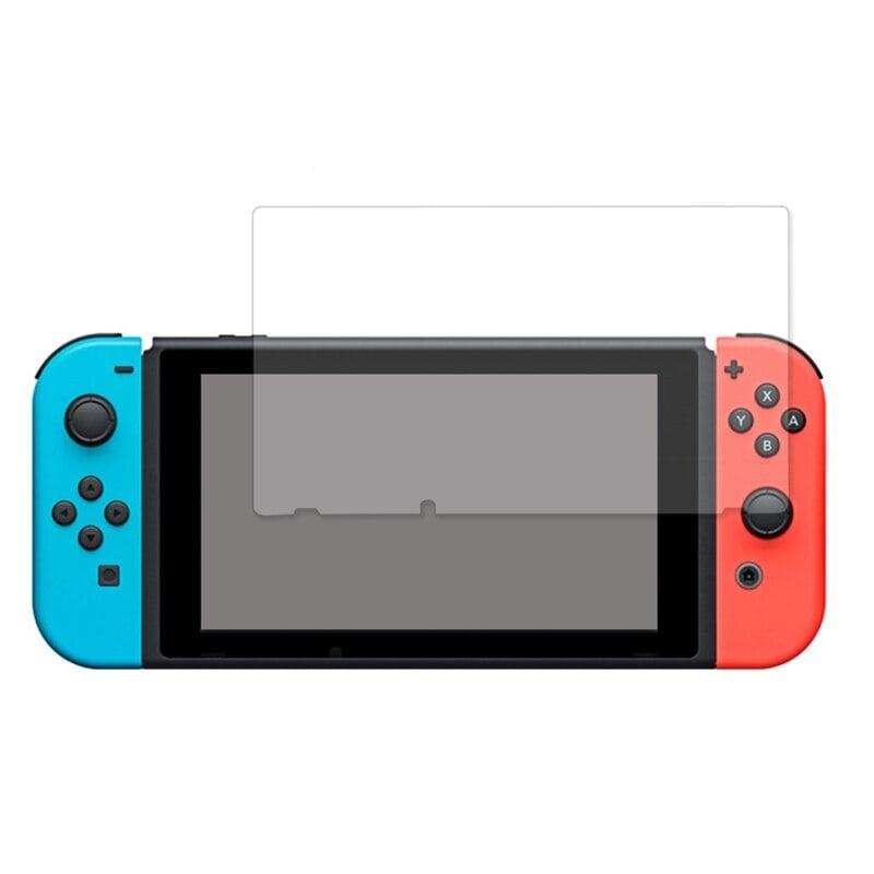 As películas de vidro temperador são baratas e garantem proteção para a tela do Nintendo Switch