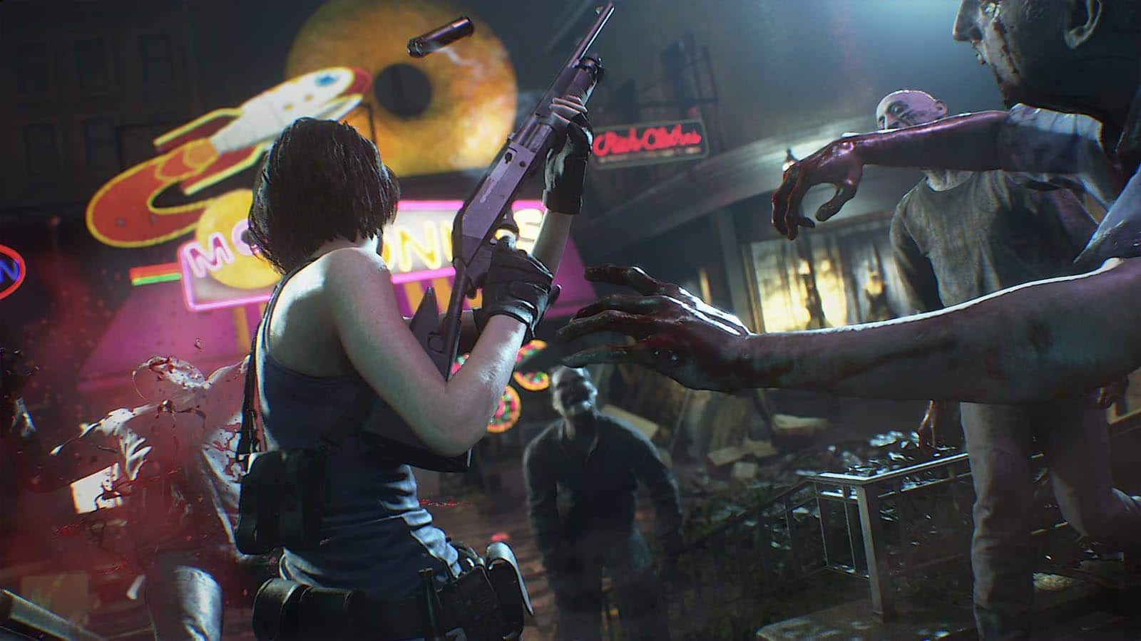 Resident evil 3 state of play 2