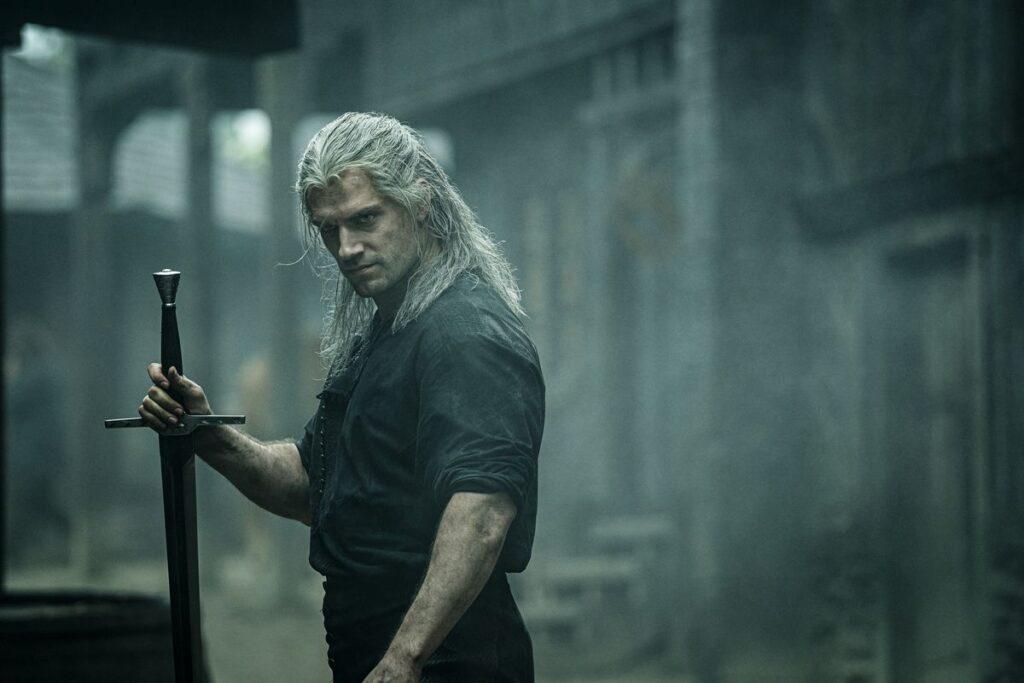 The Witcher, uma das séries da Netflix disponíveis no catálogo brasileiro da plataforma (Imagem: Divulgação/Netflix)