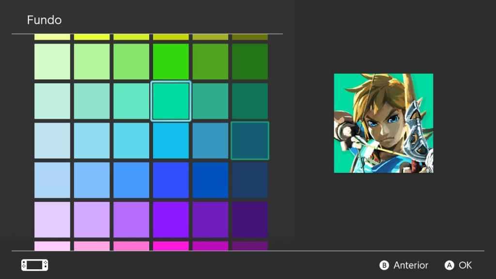 Passo 4 para alterar avatar