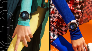 Xiaomi revela Watch Color; smartwatch tem design circular e bateria potente