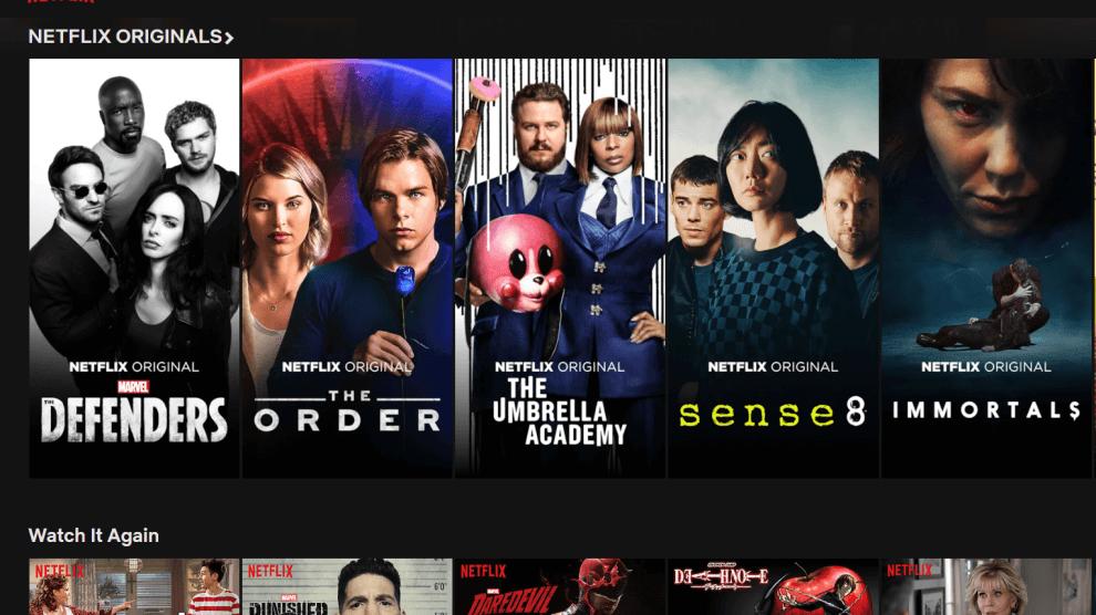 Netflix americana tem muito mais opções que a Netflix brasileira