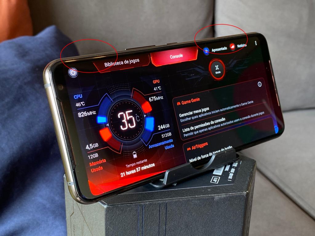 Botões AirTriggers são de pressão e adicionam botões gatilhos em jogos
