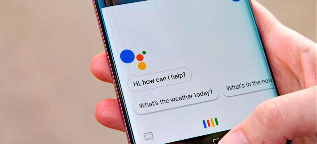 O google assistente é um dos sistemas mais completos do mercado por ter por trás todo o poder de pesquisa do google