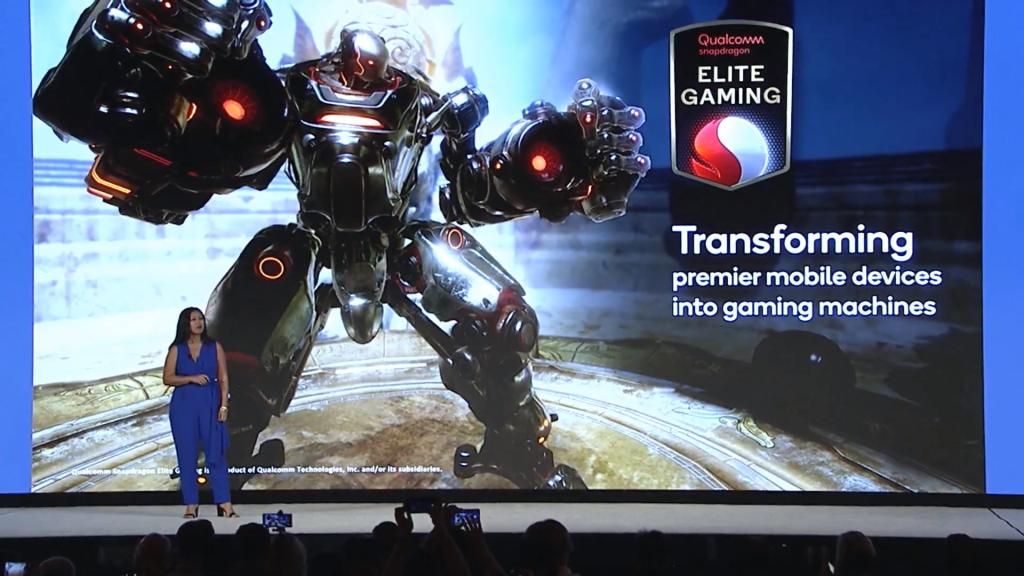 Selo snapdragon elite gaming estará em aparelhos equipados com o snapdragon 865