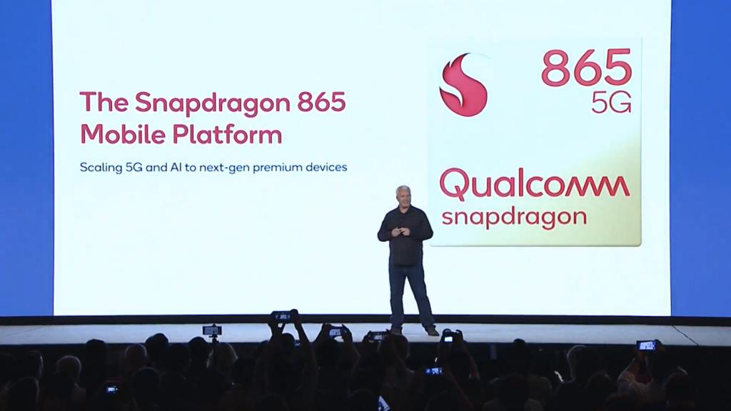 O snapdragon 865 é agora o topo de linha da qualcomm