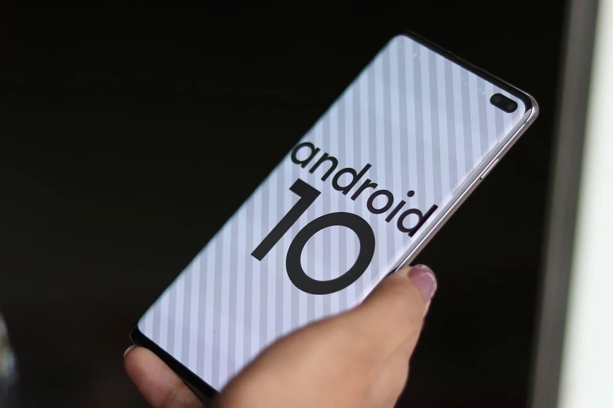 Linha samsung galaxy s10 recebe beta android 10 alemanha