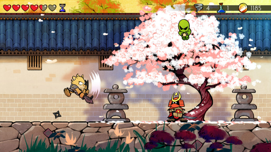 O título lançado nos clássicos consoles da sega retorna com animações feitas à mão e um lugar de destaque entre os melhores jogos da apple