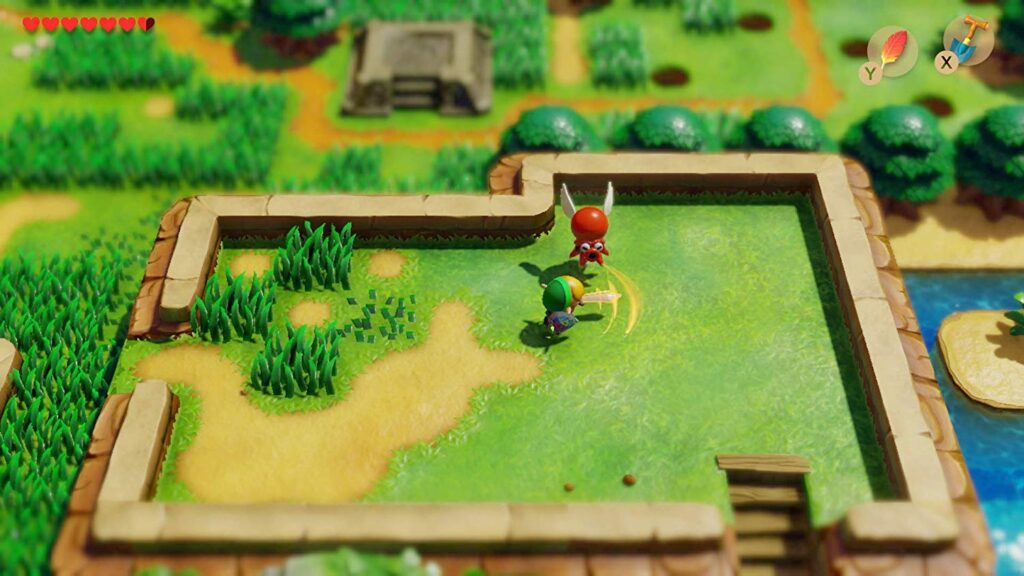 Link's Awakening provou que a fórmula clássica de Zelda é atemporal e, por isso, está entre os melhores jogos de 2019