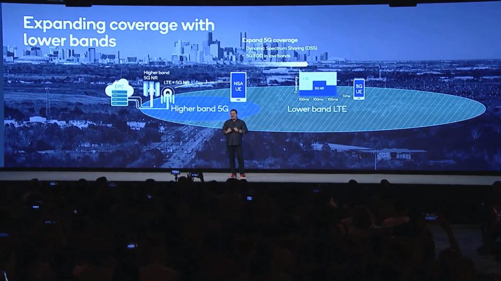 O Dynamic Spectrum Sharing é uma tecnologia que permitirá expandir o 5G com o que já foi construído na era 4G/LTE