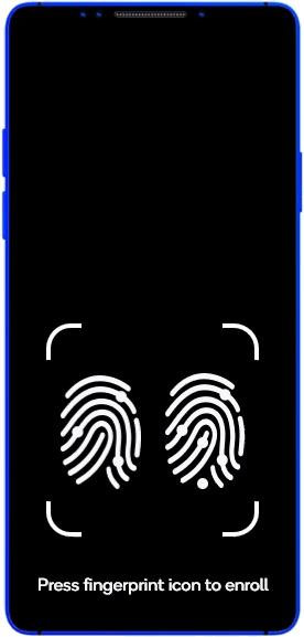 O sensor digital do Snapdragon terá área de reconhecimento 17x maior