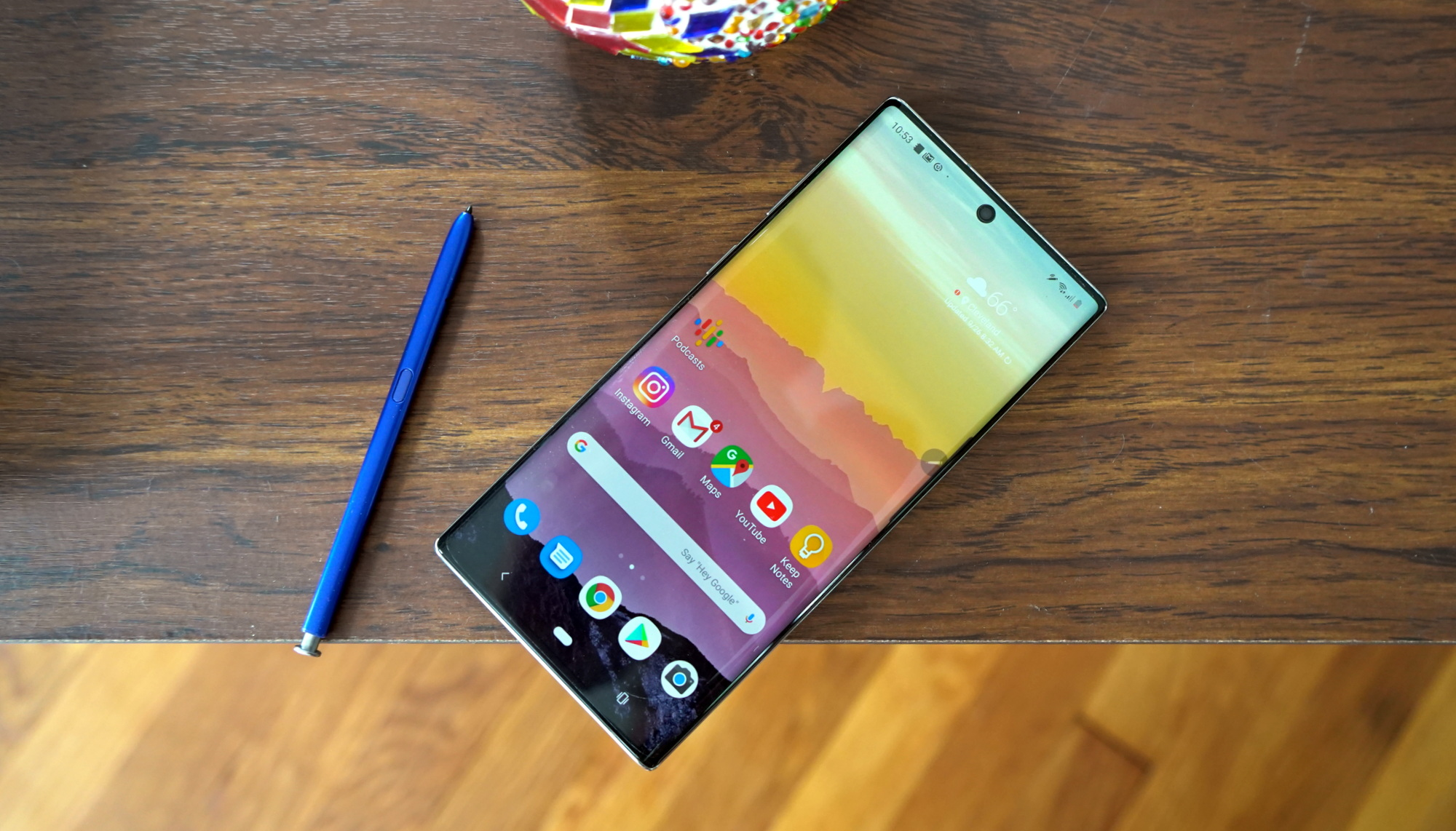 Samsung galaxy note 10 8