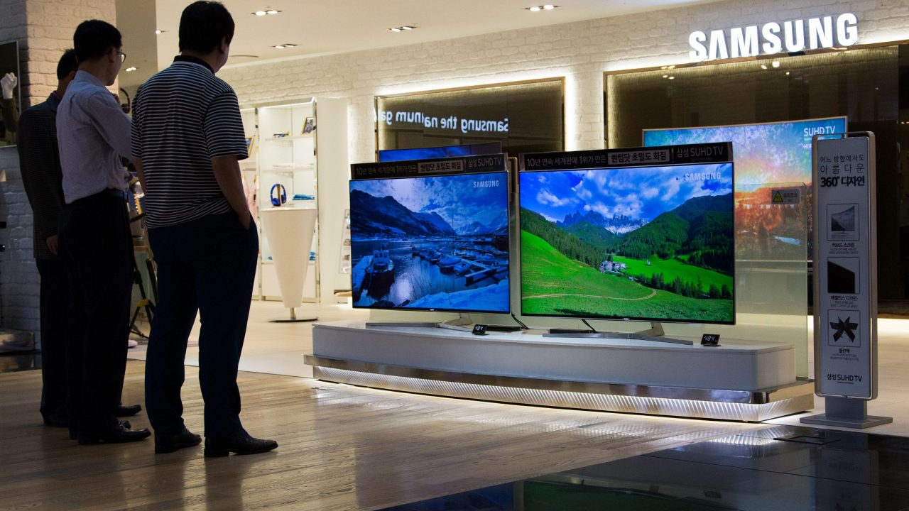 Smart TVs Samsung