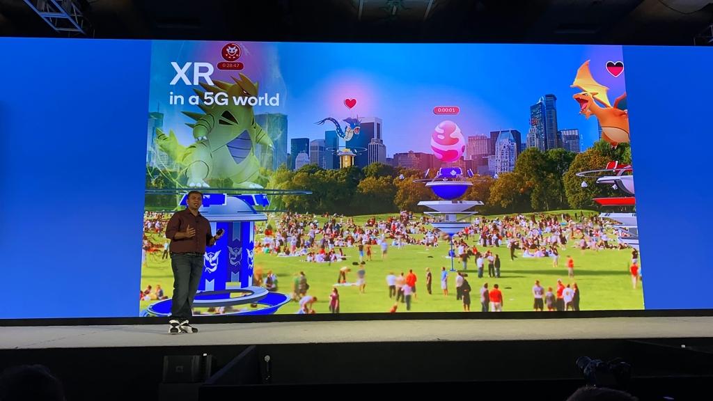 A Niantic de Pokémon Go está trabalhando em seu próprio óculos de realidade aumentada, que virá equipado com o Snapdragon XR2