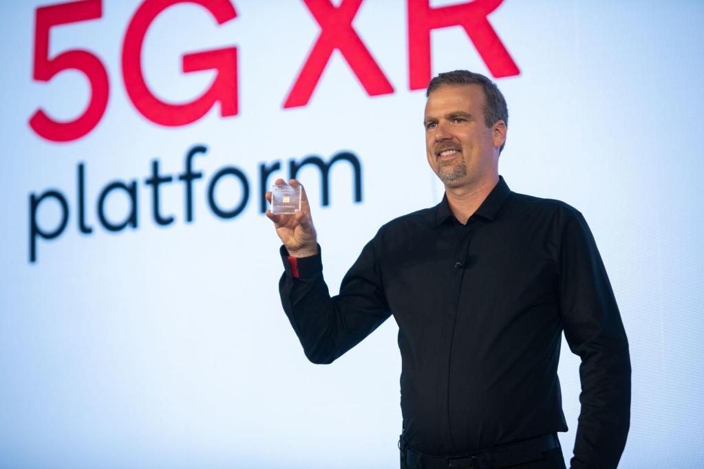 Hugo Swart apresenta o Snapdragon XR2 antes do snapdragon 8cx