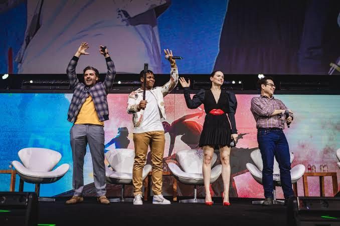 Elenco de star wars se despede da franquia em painel emocionante na ccxp 2019